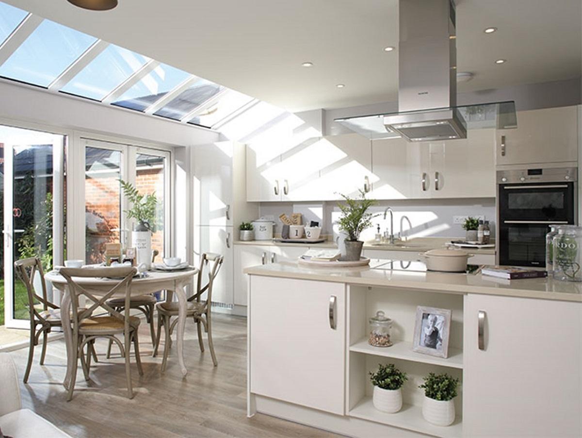 Customer - Kitchen image Bloor Homes