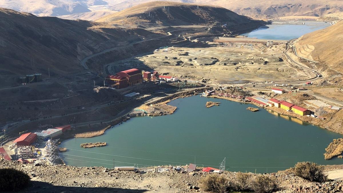 Proyecto B2 Minsur plant Peru