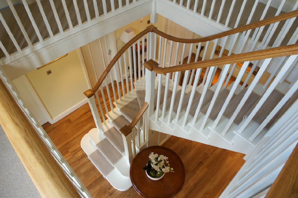 Staircase example