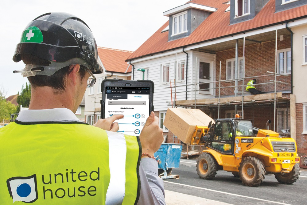 Customer - United House homebuilders PP