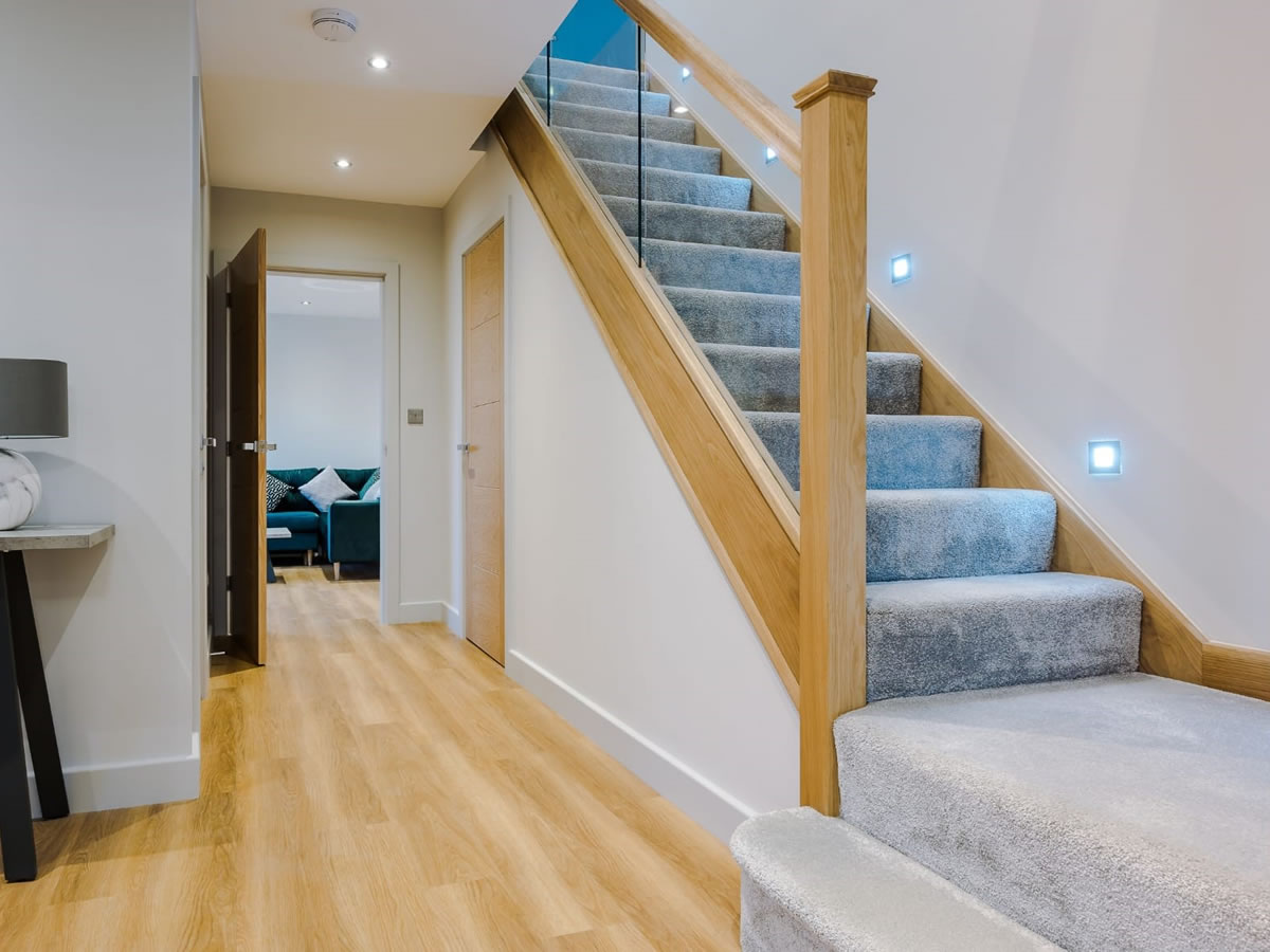 Alan Grice, timber staircases manufacturing